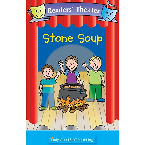 Really Good Readers' Theater - Stone Soup Big Book by Really Good Stuff (Image #4)