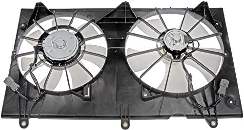 Dorman Radiator Fan Assemblies (Dorman 620-225 Radiator Fan)