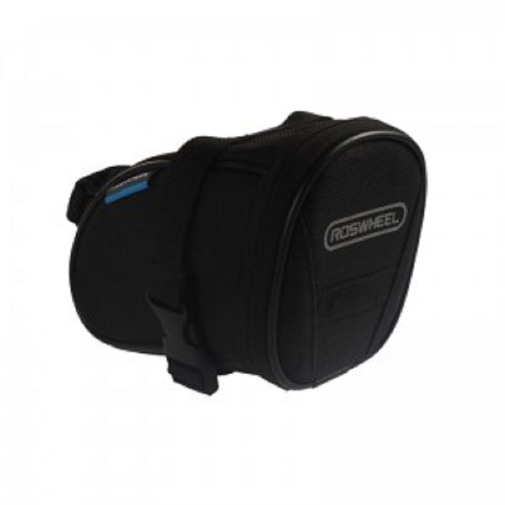 Ltd Roswheel 13656 Bike Saddle Bag Bicycle Under Seat Pack Cycling Accessories Pouch Black Roswheel Bike Co 13656-A