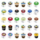 k cups for 2 0 keurig - 30-count - NEW Everything Variety Pack for Keurig® 2.0 Brewers - Featuring coffee, decaf, flavored, tea, cider, hot chocolate, snapple & cappuccino