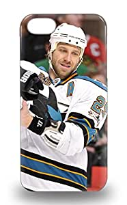 Iphone Protective 3D PC Soft Case For Iphone 5/5s NHL San Jose Sharks Ryane Clowe #29 ( Custom Picture iPhone 6, iPhone 6 PLUS, iPhone 5, iPhone 5S, iPhone 5C, iPhone 4, iPhone 4S,Galaxy S6,Galaxy S5,Galaxy S4,Galaxy S3,Note 3,iPad Mini-Mini 2,iPad Air )