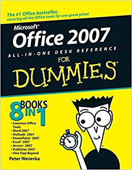 Office 2007 All-in-One Desk Reference For Dummies Downloads Torrent