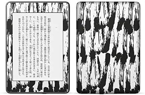 igsticker kindle paperwhite 第4世代 専用スキンシール キンドル ペーパーホワイト タブレット 電子書籍 裏表2枚セット カバー 保護 フィルム ステッカー 050848