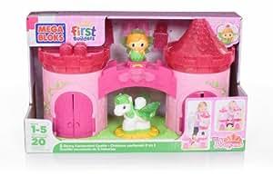 Mega Bloks First Builders Lil' Princess 3-Story Enchanted Castle