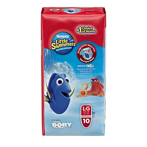 Huggies Disposable Swimpants Character different