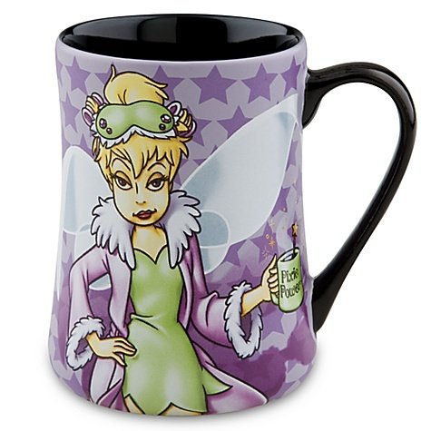 Tinkerbell Kitchen Disney - Disney Theme Parks Exclusive Tinkerbell Mornings Arent Magical Mug