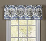 Cheap Waverly 15542052016LAP Over The Moon 52-Inch by 16-Inch Window Valance, Lapis