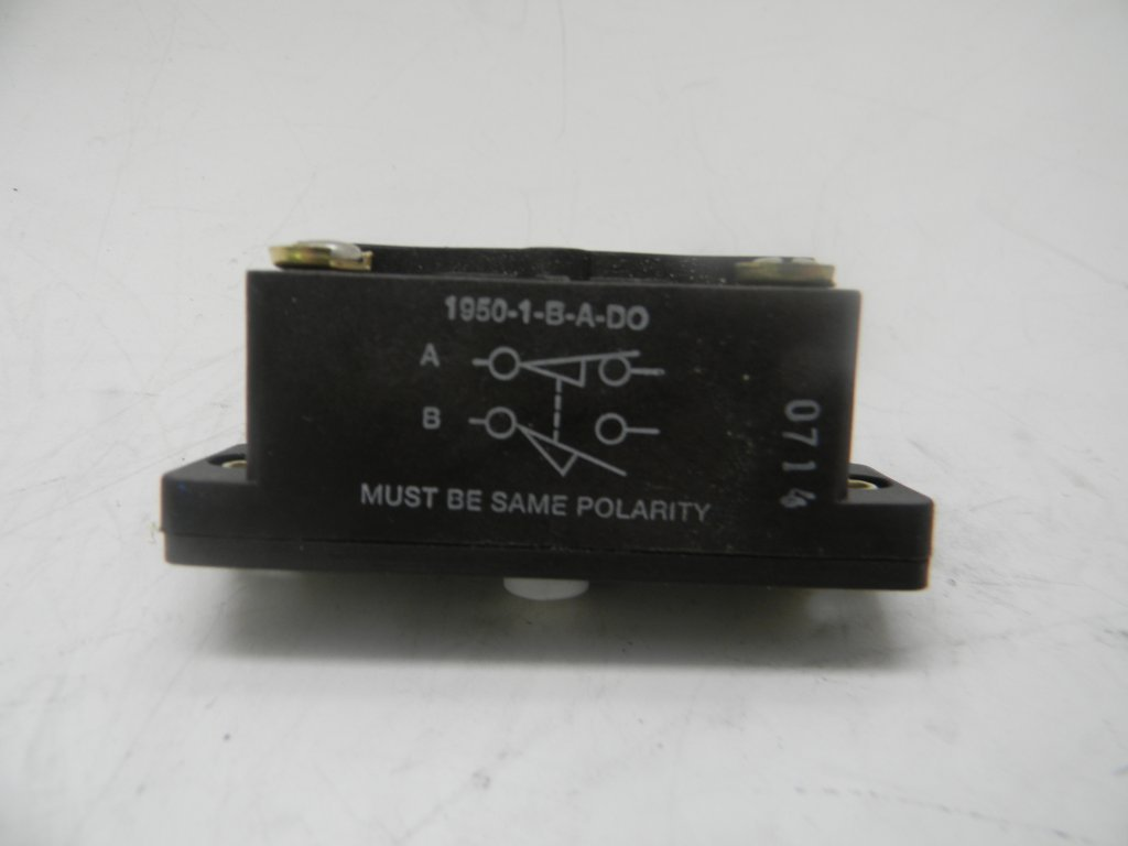 Ametek Gemco Snap Action Switch: 1950-1-B-A-DO by 1950 Snap Switches