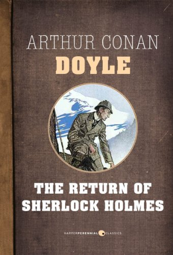 Bargain eBook - The Return of Sherlock Holmes