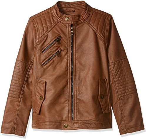 Urban Republic Leather Jacket Quilting