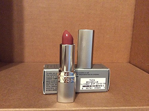 Avon Beyond Color Lipstick SPF 15 Sunscreen Twig Brindelle