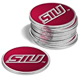 Southern Illinois Salukis Golf Ball Markers (4 Pack)