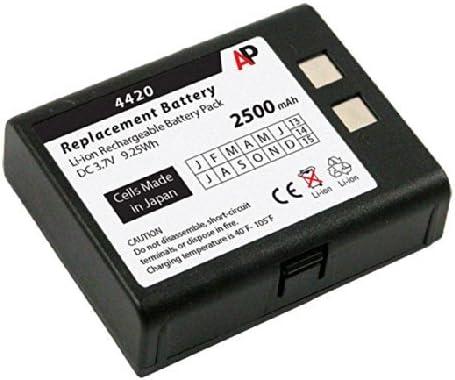 Artisan Power Datalogic//PSC Falcon 4410 4400 4420 2500 mAh 5500: Replacement Battery