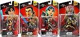 Disney Infinity 3.0 - Star Wars Rebels Bundle 4-Pack (Ezra / Kanan / Sabine / Zeb)