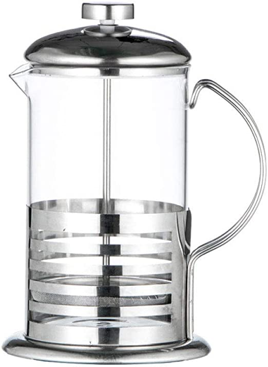 mi ji Coffee Pot French Press Cafetera Embolo de Acero Inoxidable ...