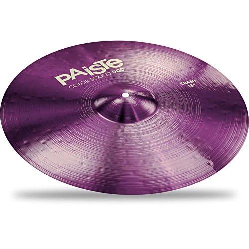 """CS 900 Crash 18"""" Color Sound Purple"""