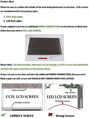 Glossy B156XW01 V.0 B156XW01 V.0 AU Optronics 15.6 WXGA HD LCD