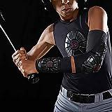 G-Form Youth Baseball Pro Wrist Guard, Black, Youth