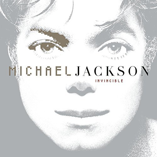 Invincible by Michael Jackson (2001-10-30)