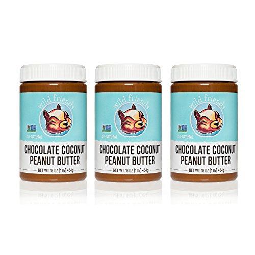 Wild Friends Chocolate Coconut Peanut product image