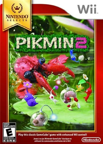 Amazon Com Pikmin 2 Nintendo Selects Nintendo Wii Video Games