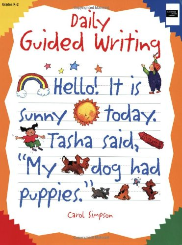 Pdf Reference Daily Guided Writing