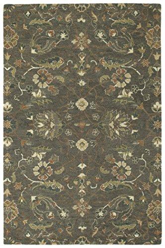 Kaleen AMA05-107-810 Amaranta Collection Area Rug 8' x 10' Mushroom