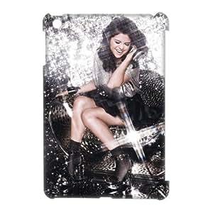 Custom AXL396718 Hard Anti-Scratch Phone Case For Ipad Mini 3D Cover Case w/ Selena Gomez
