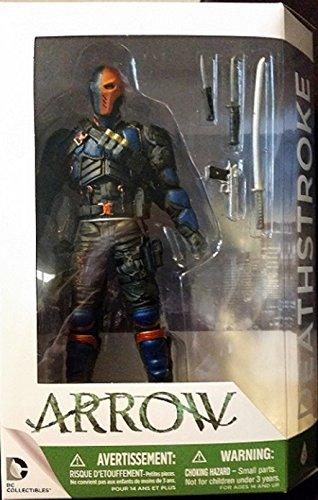 Deathstroke Action Figure Collectibles Arrow