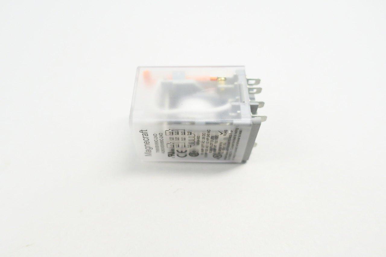 Schneider 788XBX69C-24D Magnecraft Relay 24v-dc