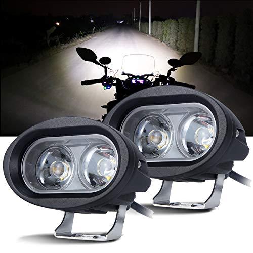 Samlight Led Pod Lights, 2 Pack 3.5