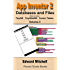 App Inventor 2: Databases and Files: Step-by-step TinyDB, TinyWebDB, Fusion Tables and Files (Pevest Guides to App Inventor Book 3)