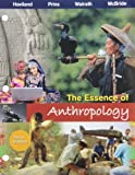 The Essence of Anthropology, Haviland, William A. and Prins, Harald E. L., 111183508X