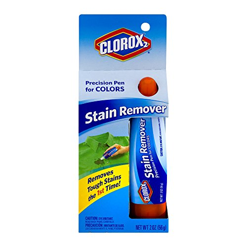 Clorox 2 Stain Fighter, Pen for Colors, 2 Ounce (Pack of 5) by Clorox