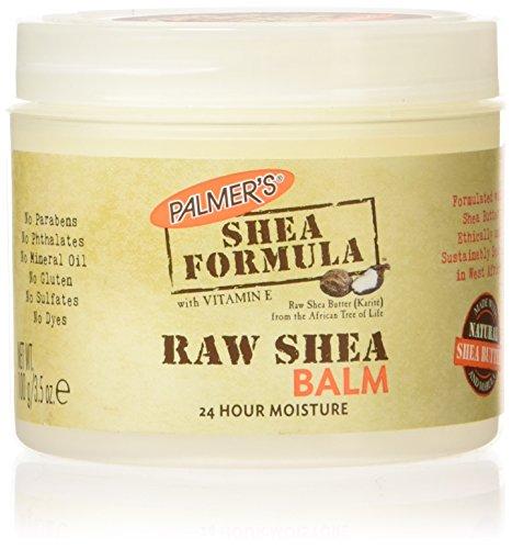 Palmer's Shea Formula Raw Shea Balm 3.50 oz (Formula Shea Jar Butter)