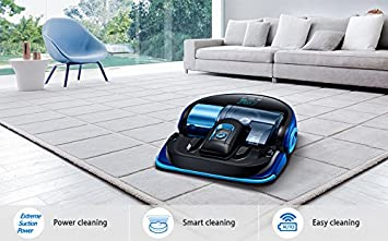 Samsung VR20H9030UB Premium Robot Vacuum Cleaner Power Bots Smart/easy  Cleaner
