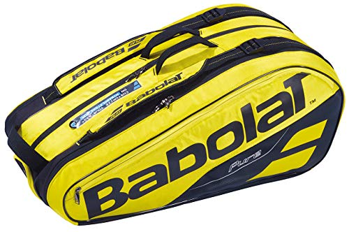 (Babolat) Tennis Racket Bag Pure Line Racket Bag (9Pieces) The bb751181
