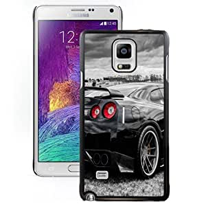 New Personalized Custom Designed For Samsung Galaxy Note 4 N910A N910T N910P N910V N910R4 Phone Case For 2014 Nissan GT R Skyline Phone Case Cover
