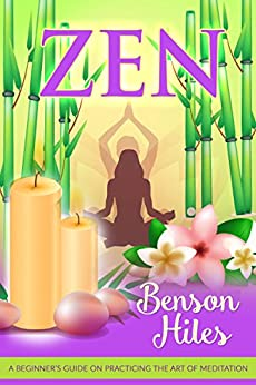 Zen beginners guide practicing meditation ebook product image