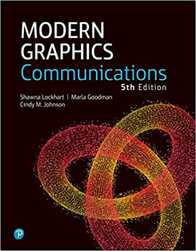 modern graphics communication 5th edition