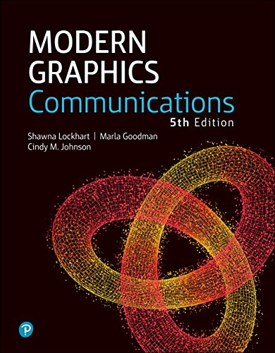 Modern Graphics Communication (5th Edition)