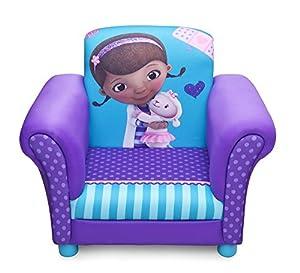 Delta Childrenu0027s Products Disney Doc Mcstuffins Upholstered Chair