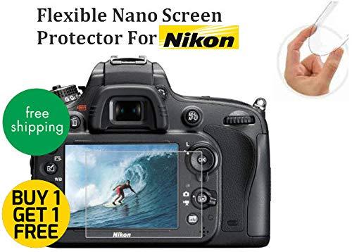 Gear Guard Flexible Nano Screen Protector Nikon D810 (Pack