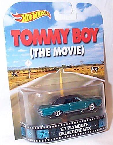 hotwheels tommy boy the movie 67 plymouth belvedere GTX car 1.64 scale model