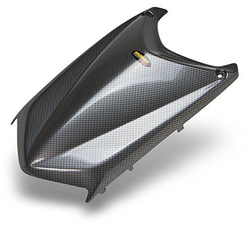 Maier USA Honda TRX450R / TRX450ER Stock Type Hood - Black Carbon Fiber - (Maier Manufacturing Stock)