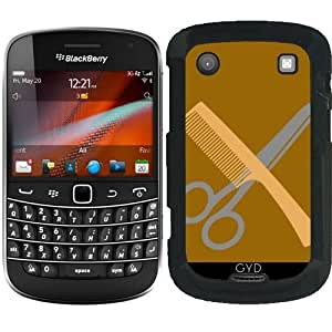 Funda para Blackberry Bold 9900 - Peine Y Tijeras by hera56