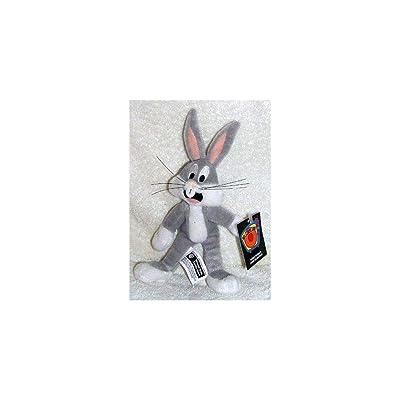 "Warner Bros Studio Store 6"" Plush Bugs Bunny Mini Bean Bag Doll: Toys & Games"