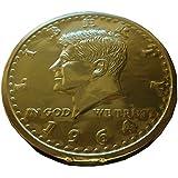 Giant Chocolate Coin 16 oz