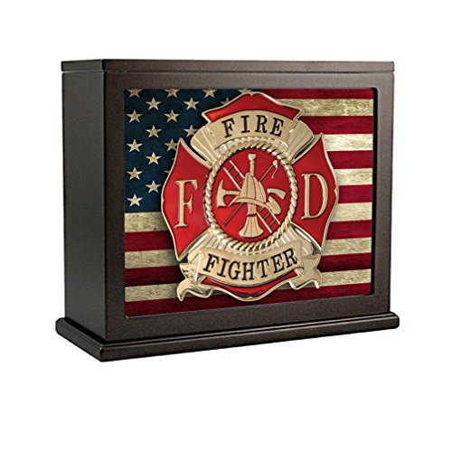 Fireman Firefighters Maltese CrossAmerican Electric product image