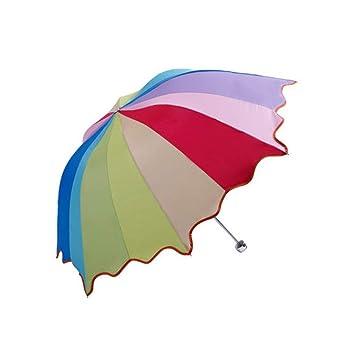 WW Paraguas Umbrella Creativo Umbrella Uv Protección Paraguas Umbrella Para Fortalecer Paraguas Paraguas,BBB